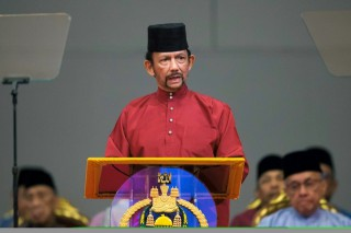 Brunei sultan calls for 'stronger' Islam, as sharia laws to enter force