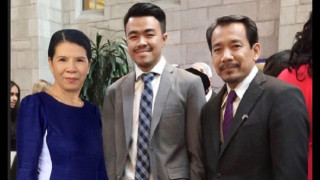 Cambodian lawyer abandons US career to return home