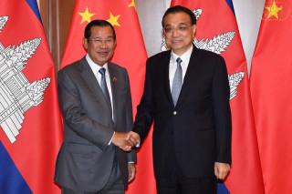 Hun Sen says China ready to counter EU trade threat