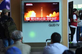 North Korea fires short-range 'projectiles' into sea: Seoul