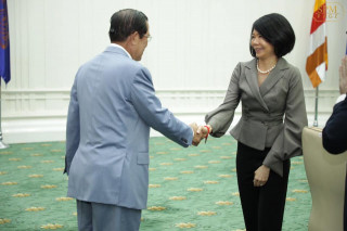 UN Country Team holds annual dialogue with Hun Sen