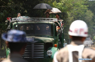 Myanmar's gov't grants amnesty to over 6,000 more prisoners to mark new year