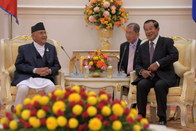 Cambodia to open embassy in Nepal once economic ties strengthened