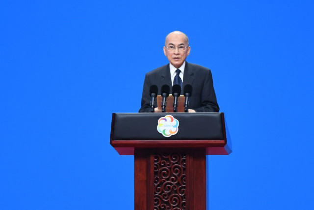 King Sihamoni appeals to Asian countries to use ancestral values to manage today's challenges