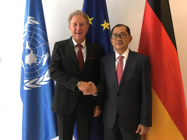 Germany pledges 48.6mln euros to help fight poverty in Cambodia