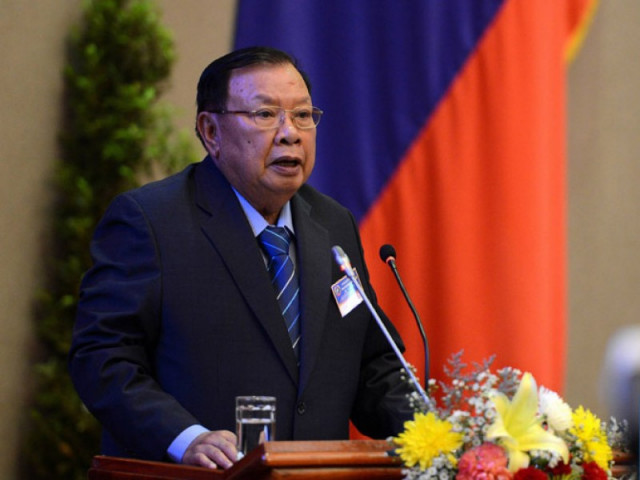 Lao ruling party approves resolution on economic growth