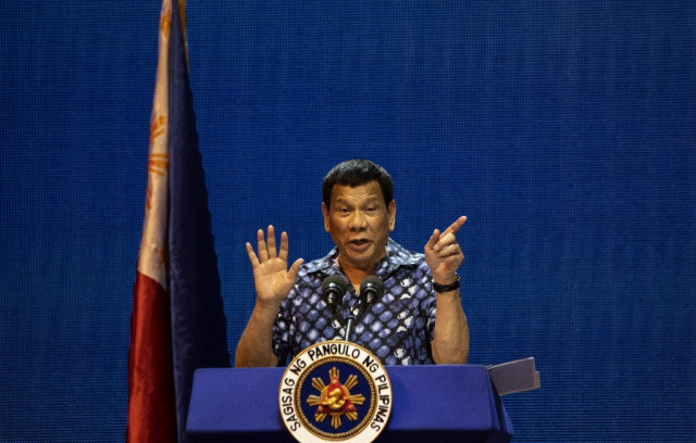 Duterte tightens grip on power in Philippine polls