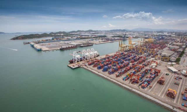 Thailand to build Laem Chabang smart port