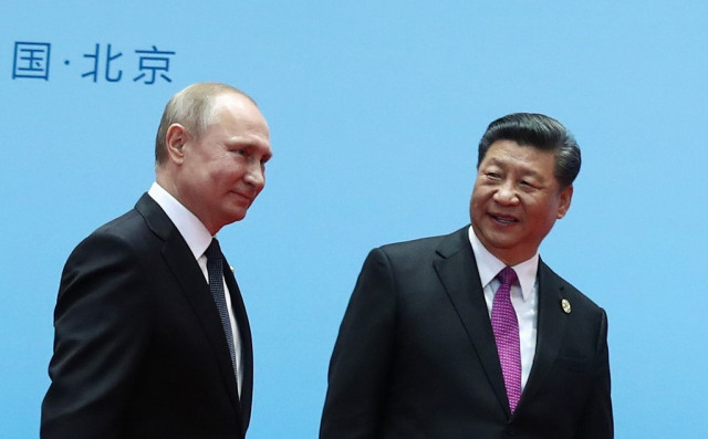 Xi Jinping in Russia to usher 'new era' of friendship