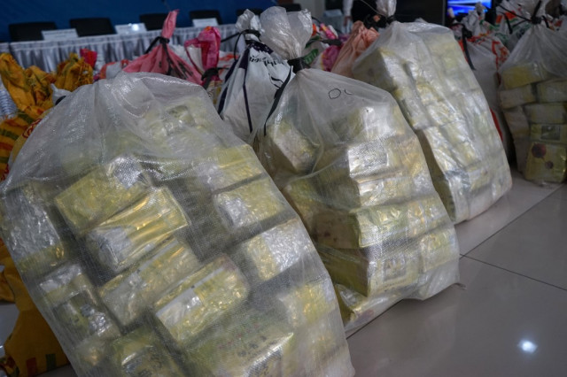 Drones, big money and cheap drugs: the Laos route spewing meth into Thailand