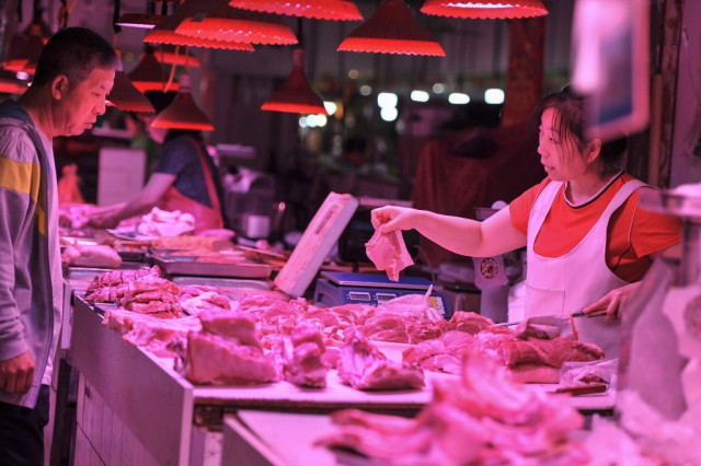 China inflation hits highest level in 15 months