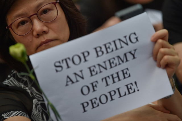 Hong Kong govt to 'pause' divisive extradition bill: reports