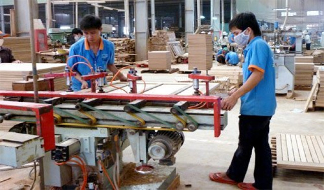Vietnam eyes bigger wood, woodwork export in 2019