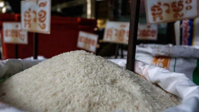 Cambodia's rice export to China up 66 pct in H1
