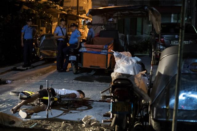 Amnesty urges UN probe of 'systematic' Philippine drug war killings