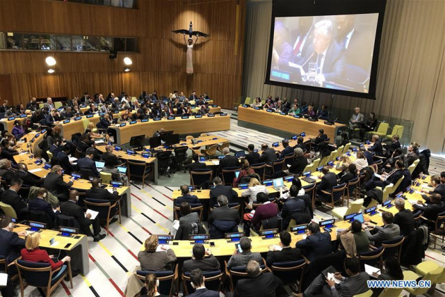 Climate financing increases but lags behind fossil investment: UN report