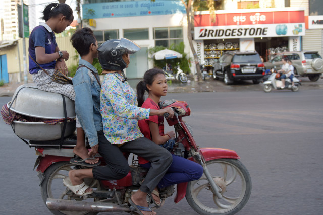 Doubling Cambodia's population may take four decades, according to an analyst