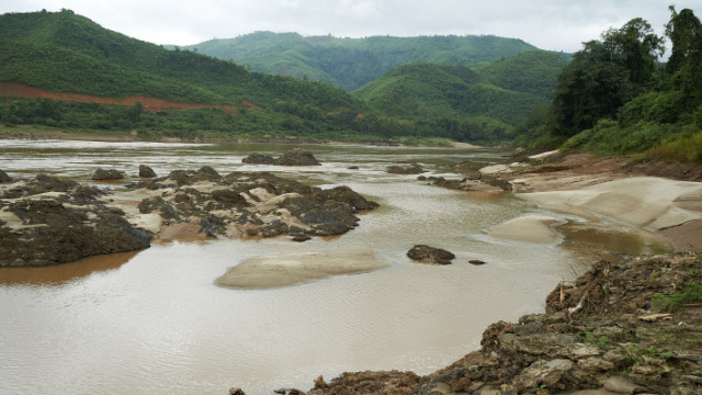 Mekong water levels sink to record low