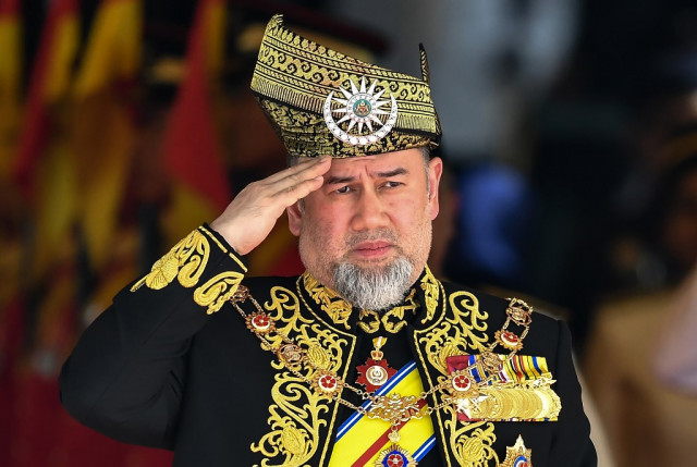 Malaysia's ex-king divorces former Miss Moscow: lawyer