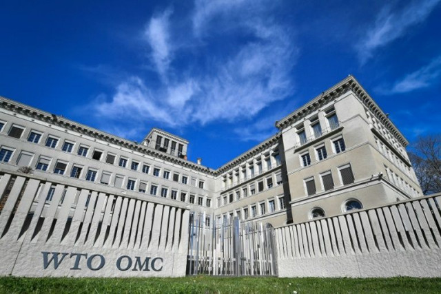 US 'pressure' tactic on WTO will fail: China state media