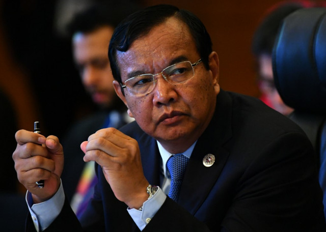 Cambodia slams 'disrespectful' U.S. Embassy in latest diplomatic row