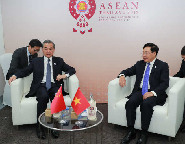 China calls for proper management of maritime issues with Vietnam