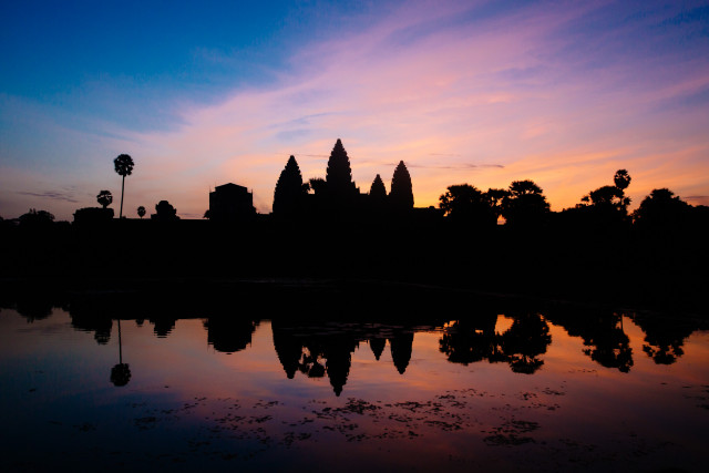 Int'l arrivals to Cambodia's famed Angkor down 9.67 pct in first 7 months