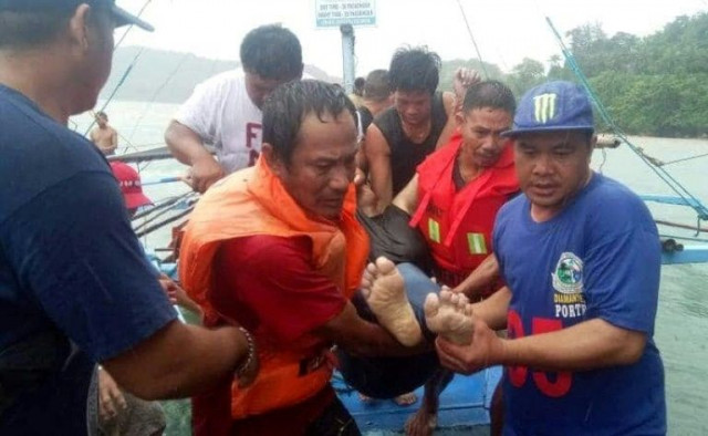Death toll from Philippines boat accidents rise to 25