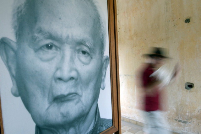 Pol Pot's former deputy Nuon Chea dies at 93