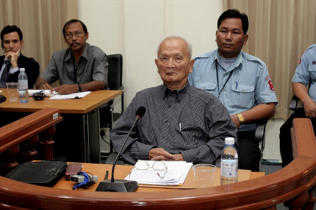 Nuon Chea: the Khmer Rouge's unrepentant revolutionary