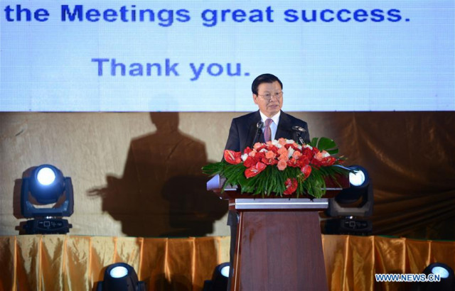 Laos hails ASEAN's role in development