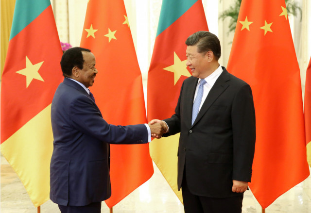 """Cameroon PM denounces """"debt trap"""" allegation against Chinese loans"""