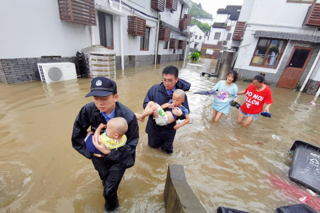 Typhoon Lekima death toll in east China rises to 30