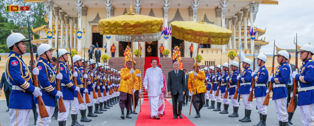 Sri Lanka to look into embassy in Cambodia: report