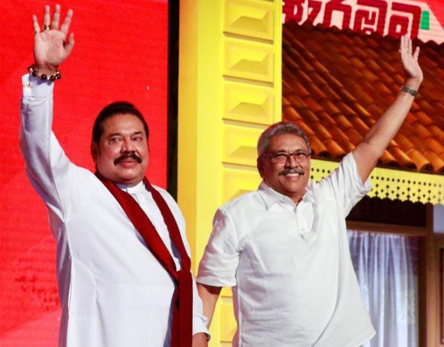 Sri Lanka's former defense secretary named opposition's presidential candidate