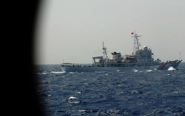 Chinese survey ship back in Vietnam-claimed waters
