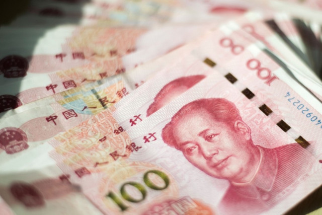 China's yuan sinks to weakest in 11 years amid trade tension