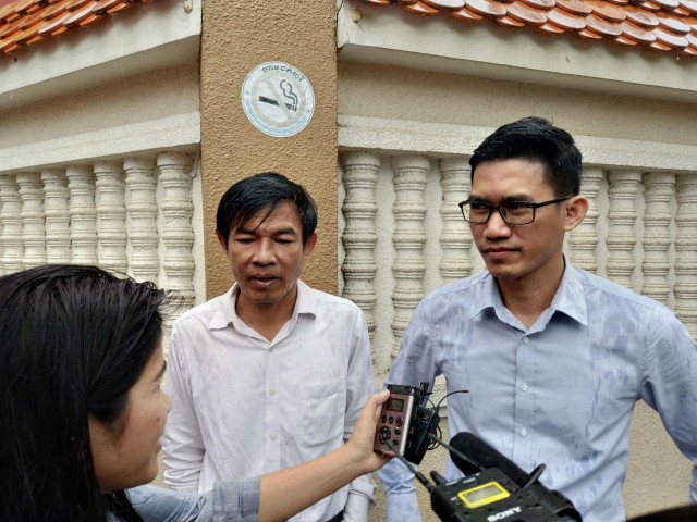 The Phnom Penh Court Postpones Radio Free Asia Journalists' Verdict