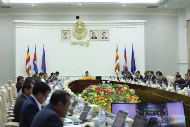 Cambodia needs $14.48 bln for next 3-year public investment program