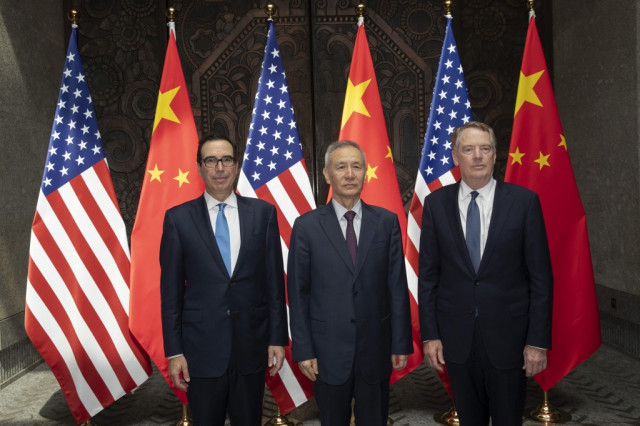US, China to resume trade talks in Washington in October