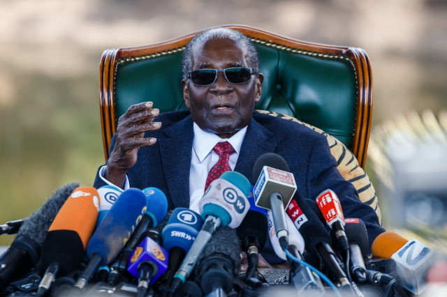Mugabe and the West: a love-hate affair
