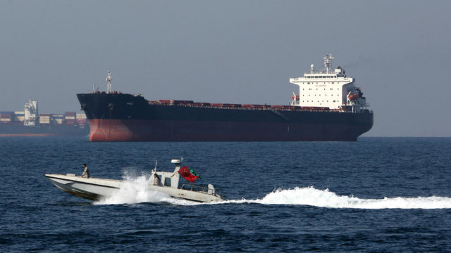 Iran seizes boat in Strait of Hormuz, arrests Filipinos: report