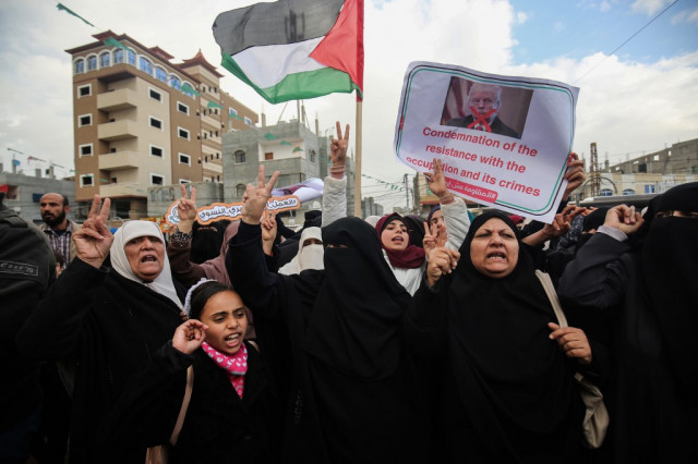 As Israel returns to polls, Palestinian democracy in stasis