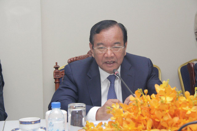 Cambodia Tells the U.S to Respect the Country's Sovereignty