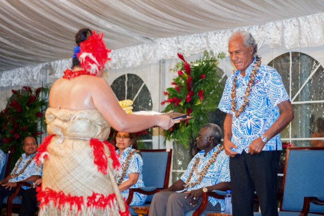 Tonga PM, 'Pacific elder statesman', dead at 78