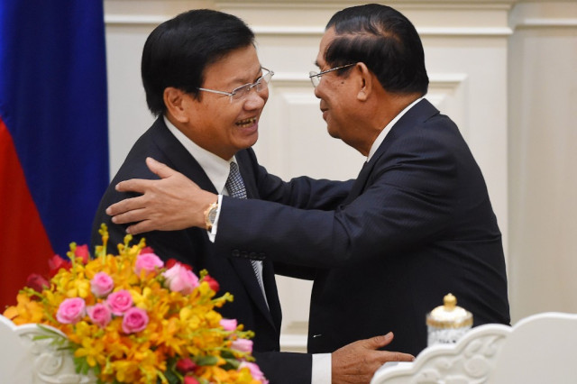 Cambodia, Lao agree to upgrade bilateral ties