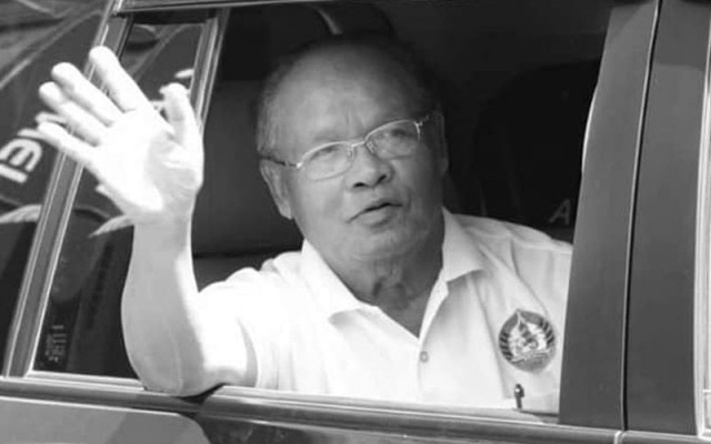 Former Defense Minister Bou Thong Passes Away