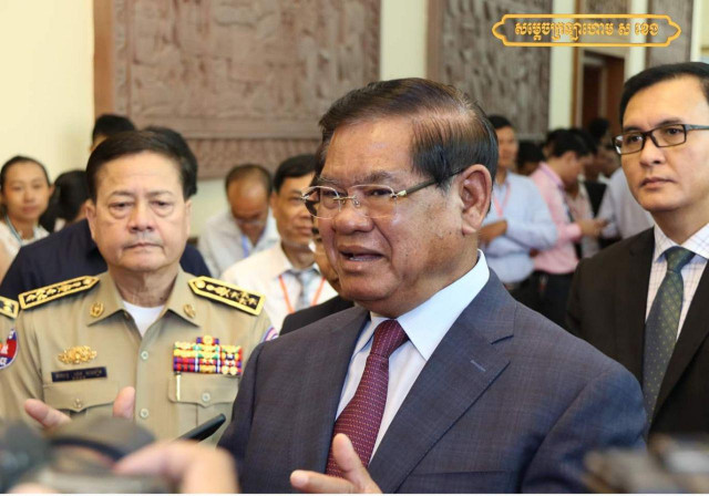 Sar Kheng orders opposition monitoring during Pchum Ben