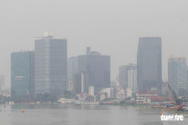 Indonesian haze spreads to Cambodia and Vietnam