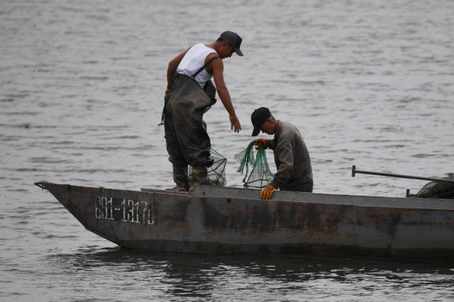 Russia detains over 260 North Korean fishermen